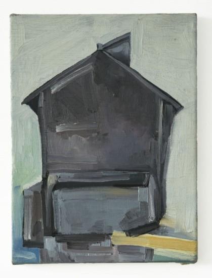 sleepwalkin' : oil on canvas 72x72